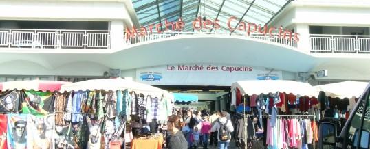 Le Marché des Capucins sur TF1