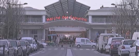Reportage France 3 sur le marché des Capucins