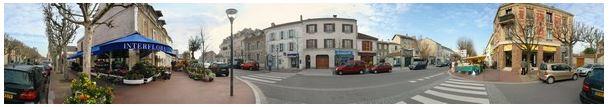 Avenue Foch Croissy-sur-Seine