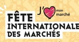 La Fête Internationale des Marchés, du 13 au 29 Mai 2016