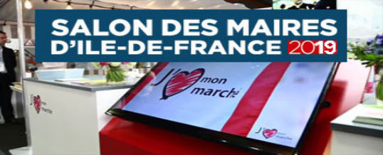 Salon des Maires d'Ile de France 2019